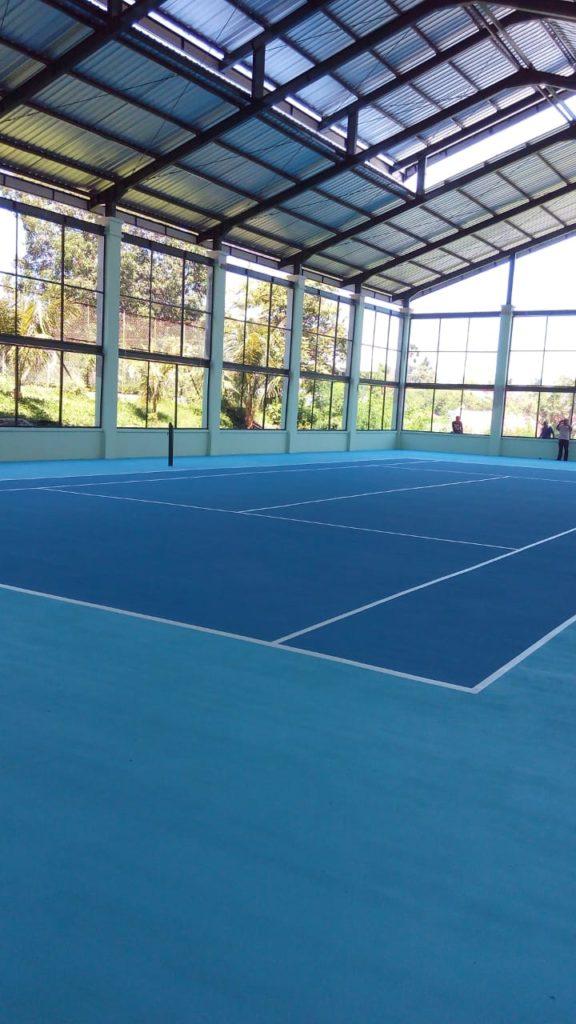 jasa pembuatan lapangan tenis 1