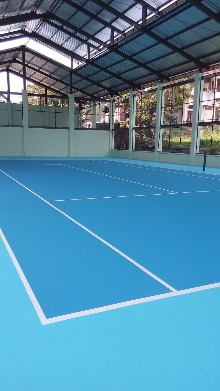 portofolio lapangan tenis