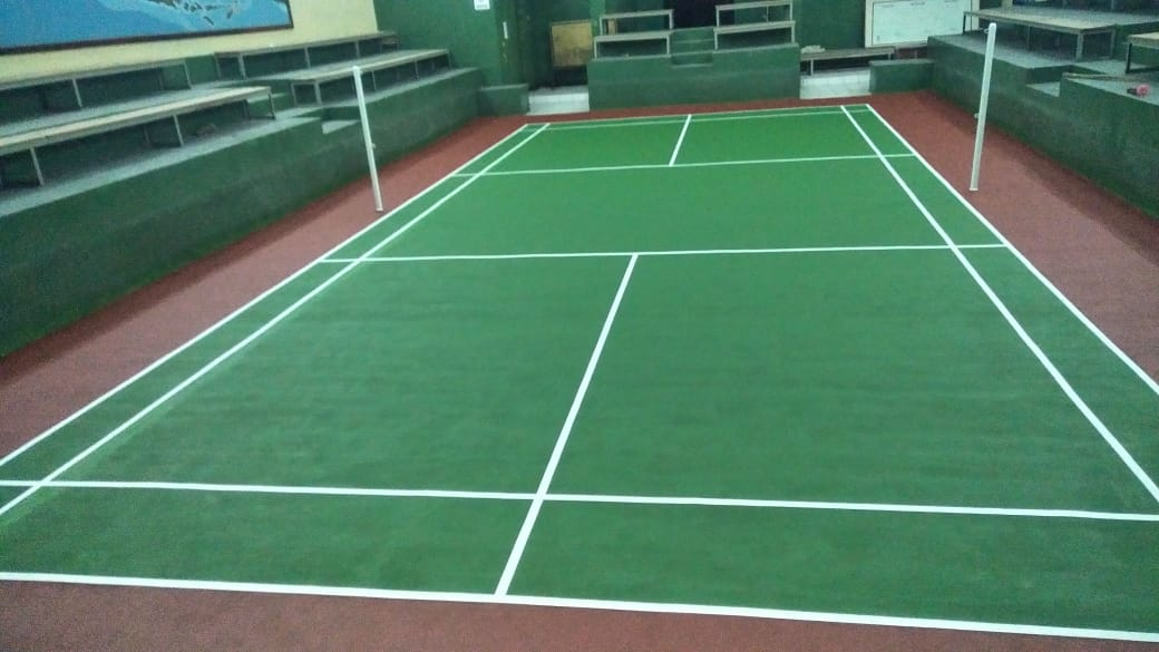 Kontraktor Lapangan Badminton (1)