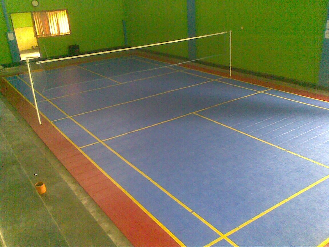 Kontraktor Lapangan Badminton (3)