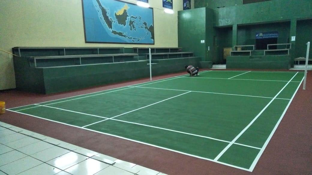 Kontraktor Lapangan Badminton (4)